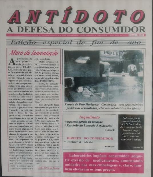 DESPERDÍCIO & DESPRESTÍGIO